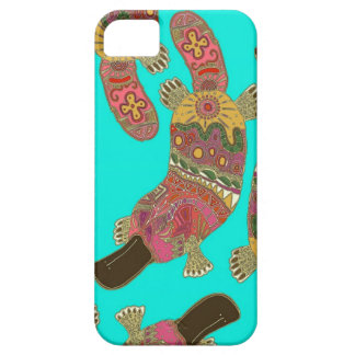 duck-billed platypus iPhone 5 cases