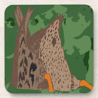 Duck Butt Camo Coaster