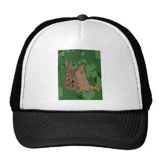 Duck Butt Camo Trucker Hats
