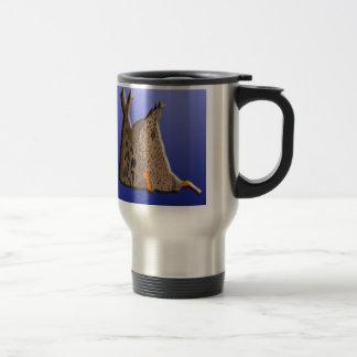 Duck Butt Stainless Steel Travel Mug