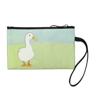 Duck Cool Key Coin Clutch Bag Coin Wallet