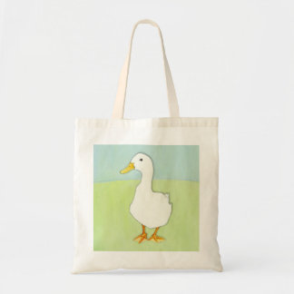 Duck Cool Tote Bag