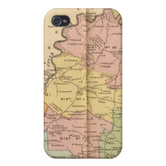 Duck Creek iPhone 4/4S Cover