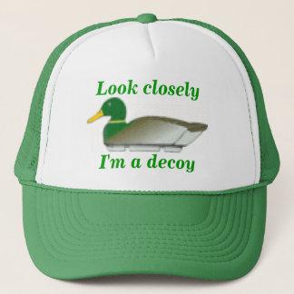 Duck Decoy Trucker Hat