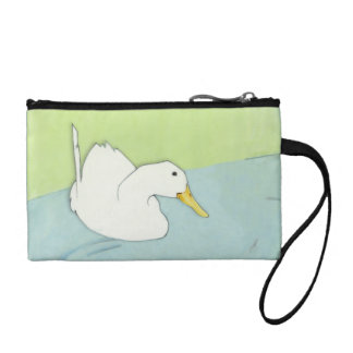 Duck Dip Key Coin Clutch Bag Coin Purse