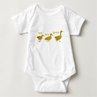 Duck, Duck Goose Baby Bodysuit