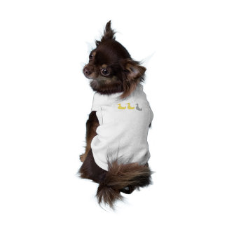 Duck Duck Gray Duck Puppy Shirt Sleeveless Dog Shirt