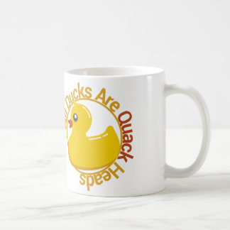 Duck Duck Humor 1 Coffee Mug