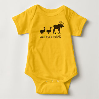 Duck Duck Moose Baby Bodysuit