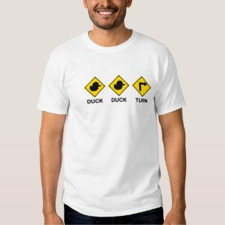 Duck Duck Turn T Shirt