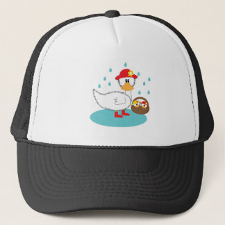 Duck & Ducklings Trucker Hat