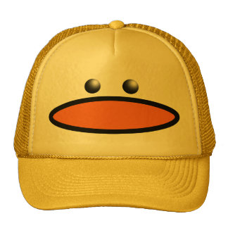 Duck Face Cap