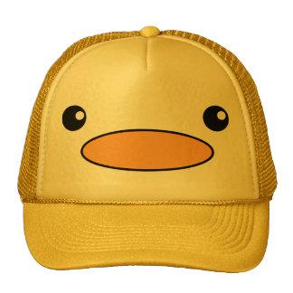Duck Face Hat