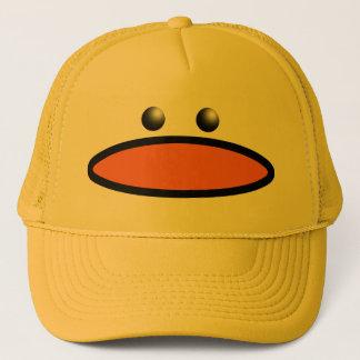 Duck Face Trucker Hat
