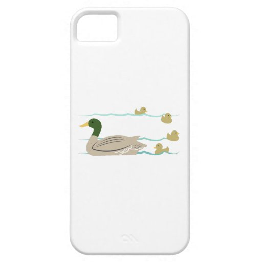 Duck Family iPhone 5 Covers