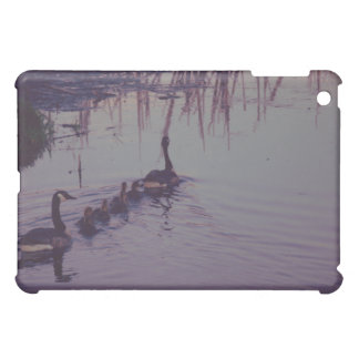 Duck Family Cover For The iPad Mini