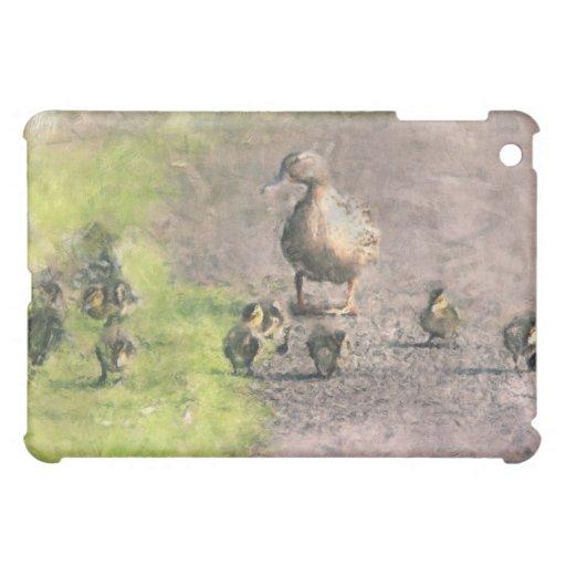 Duck Family iPad Mini Cases