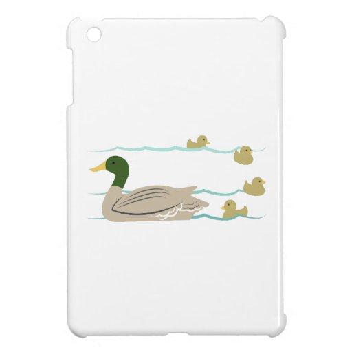 Duck Family iPad Mini Covers