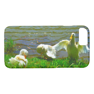 Duck Family iPhone 7 Case