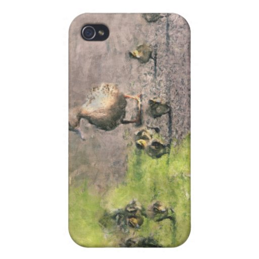 Duck Family iPhone 4 Case