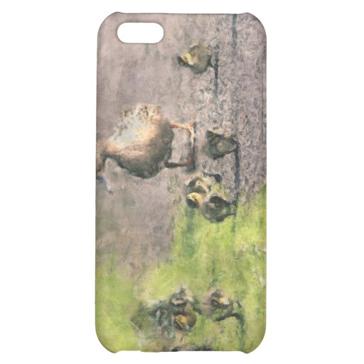 Duck Family Case For iPhone 5C