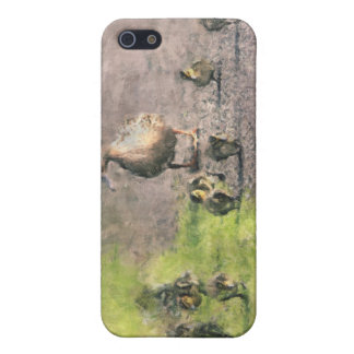 Duck Family iPhone 5 Cases