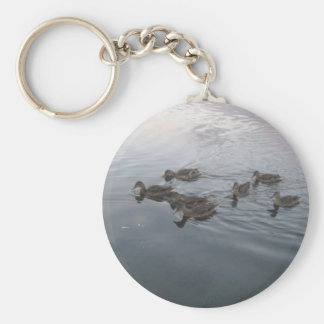 Duck family necklace - key chains