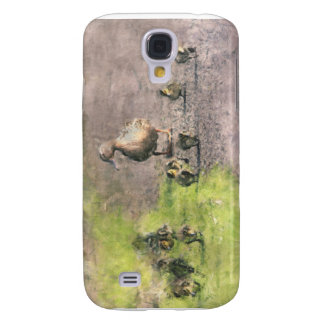 Duck Family Samsung Galaxy S4 Covers