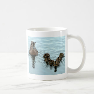 duck formation mugs