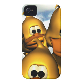 Duck Gathering iPhone 4 Cover