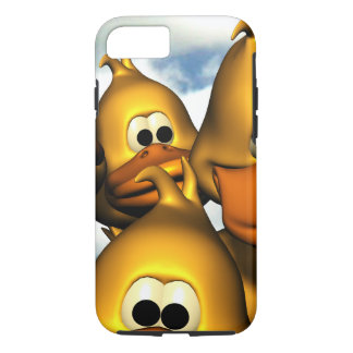Duck Gathering iPhone 7 Case