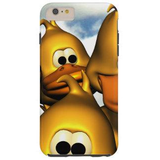 Duck Gathering Tough iPhone 6 Plus Case