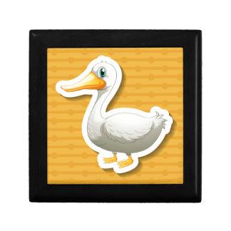 Duck Keepsake Boxes