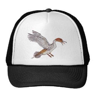 duck mesh hats