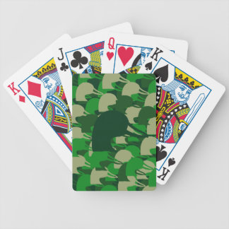 Duck Head Camo Bicycle Card Deck
