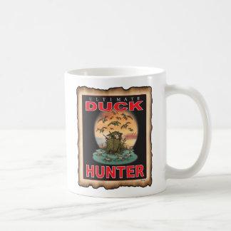 DUCK HUNTER  org  MUG