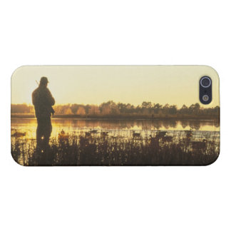 Duck Hunter - Savvy iPhone 5 Cover