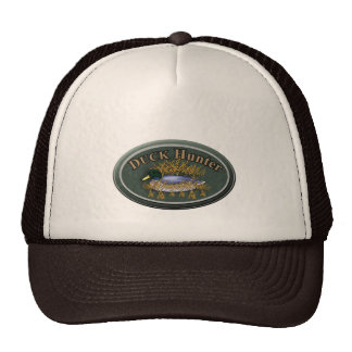 Duck Hunters Head Gear Cap