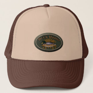 Duck Hunters Head Gear Trucker Hat