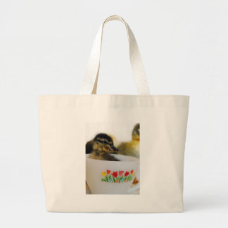 Duck in a Teacup Bag