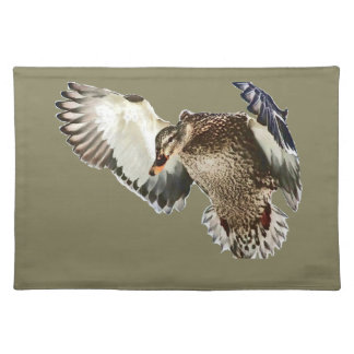 Duck in Flight Placemat