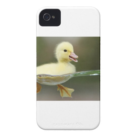 Duck Iphone 4s case and 4