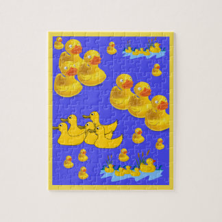 Duck Jigsaw Puzzle