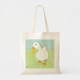 Duck Kiss Tote Bag