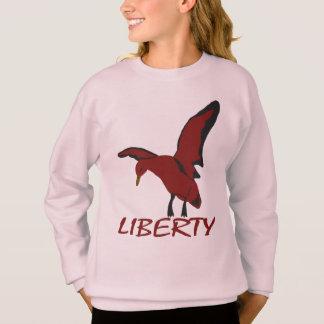 Duck liberty sweatshirt