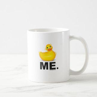 Duck Me: Classic Duckie Coffee Mug