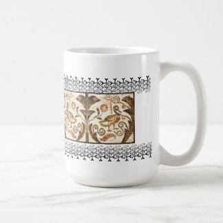 Duck - Mosaic Basic White Mug