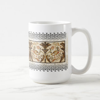 Duck - Mosaic Coffee Mug
