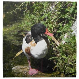 Duck Napkin