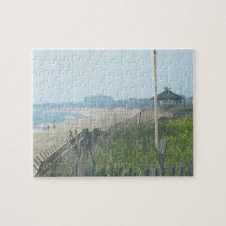 Duck North Carolina Coastline Jigsaw Puzzle
